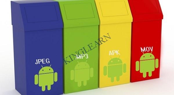 Aplikasi-recycle-bin-android