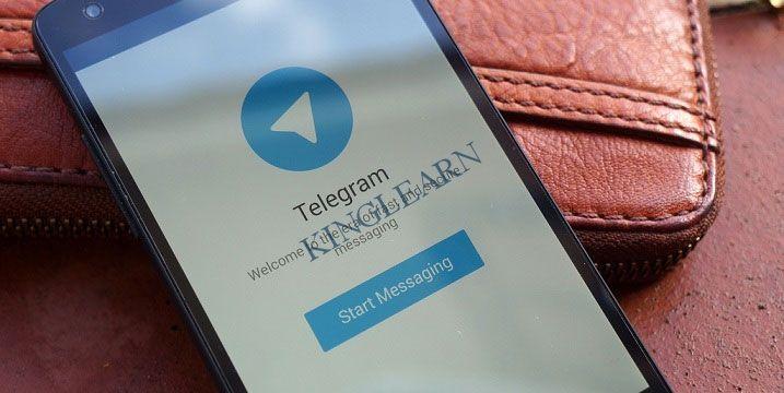 تلگرام من مشکل پیدا کرده